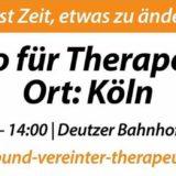 Demo für Therapeuten in Köln